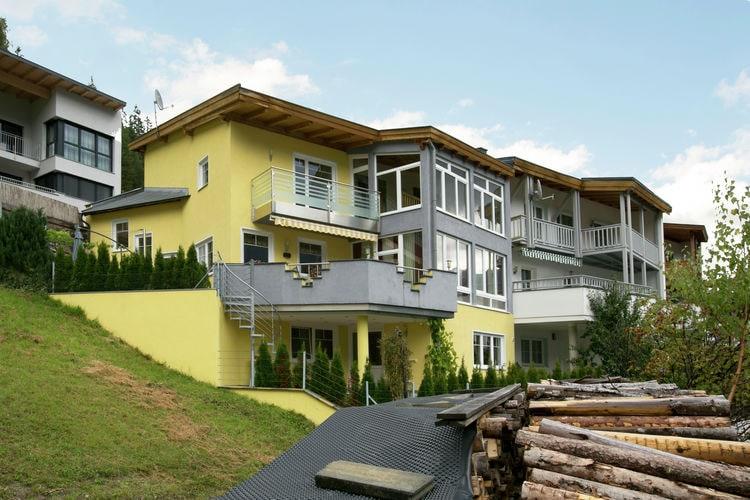Vakantiehuizen Oostenrijk | Tirol | Appartement te huur in Strengen   met wifi 4 personen