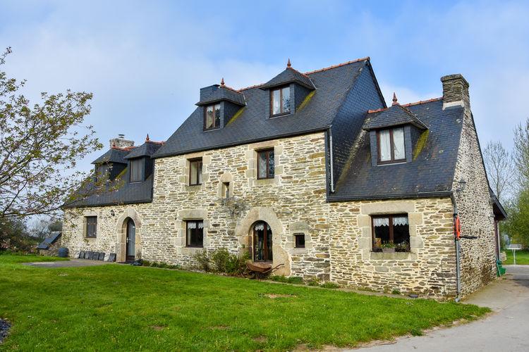 vakantiehuis Frankrijk, Bretagne, Le Moustoir vakantiehuis FR-22340-05