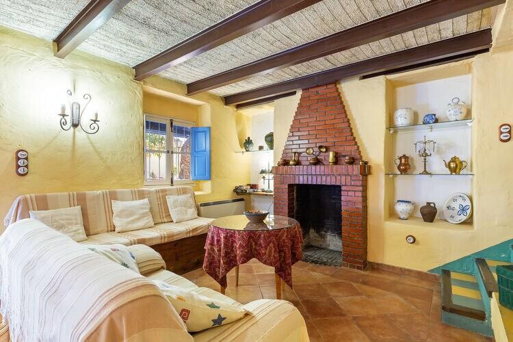 vakantiehuis Spanje, Andalucia, Huetor Tajar vakantiehuis ES-18360-02