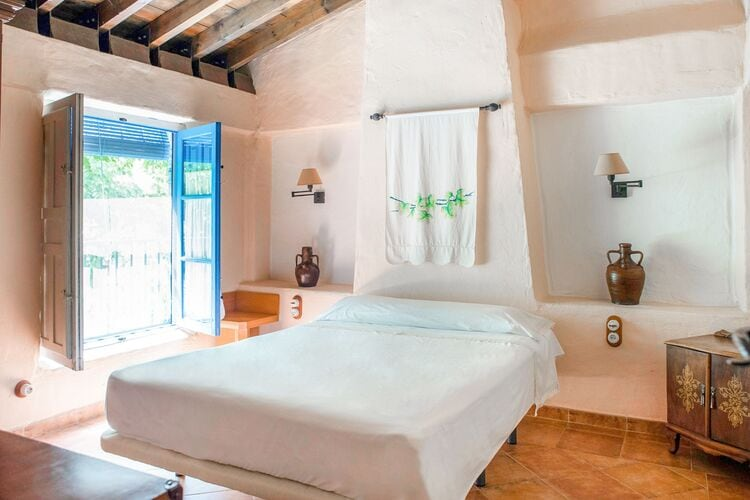 vakantiehuis Spanje, Andalucia, Huetor Tajar vakantiehuis ES-18360-03