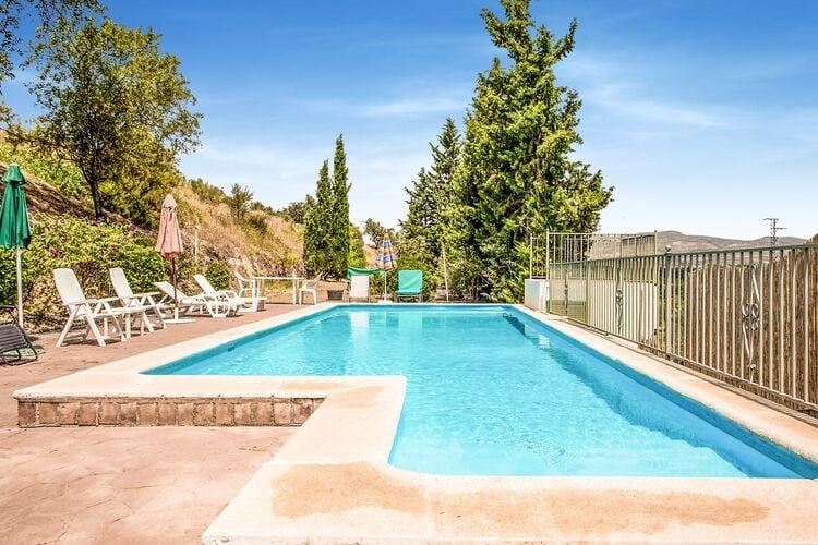 Vakantiehuizen Spanje | Andalucia | Vakantiehuis te huur in Huetor-Tajar met zwembad  met wifi 4 personen