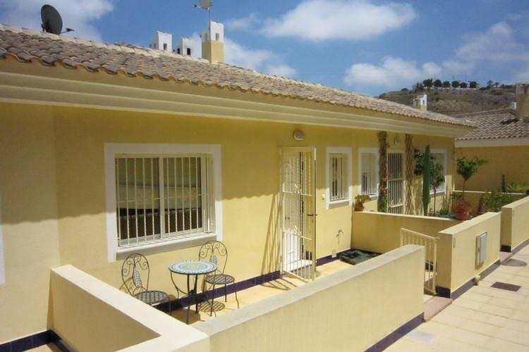vakantiehuis Spanje, Costa Blanca, Conjunto Europa (rojales) vakantiehuis ES-03178-01