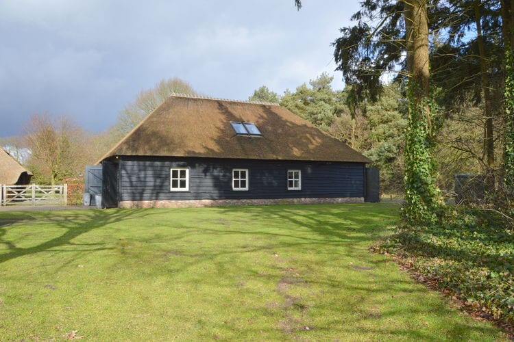 vakantiehuis Nederland, Noord-Brabant, Ulvenhout vakantiehuis NL-4858-01