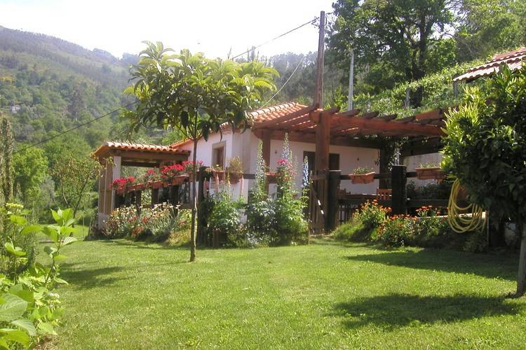 Vakantiehuis  met wifi  Gondufe, Ponte de Lima  Casita da Lavandeira