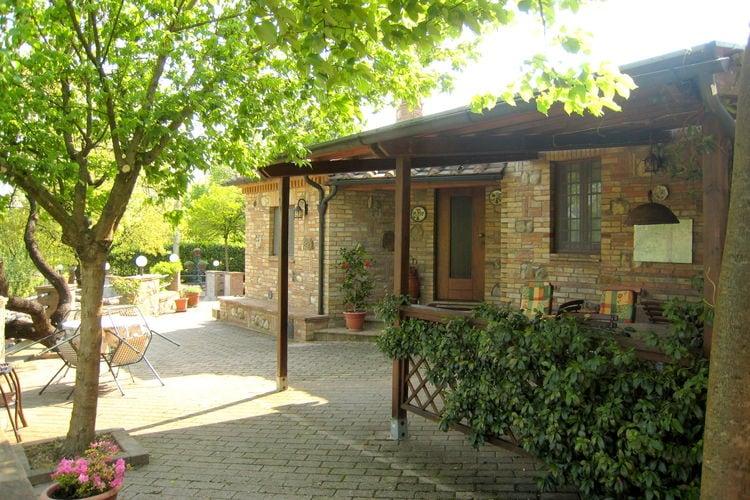 vakantiehuis Italië, Toscana, Chiusdino - Loc. Frassini vakantiehuis IT-53012-03