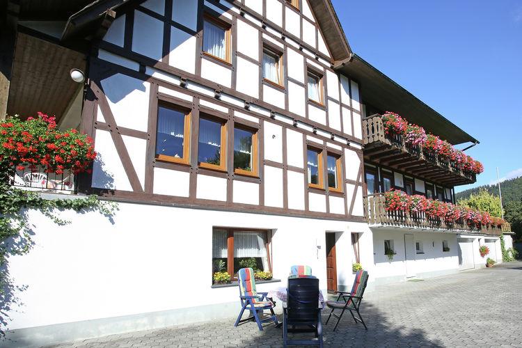 Appartement  met wifi  Schmallenberg-Oberkirchen  Mooi appartement met terras op een rustige locatie in het Sauerland