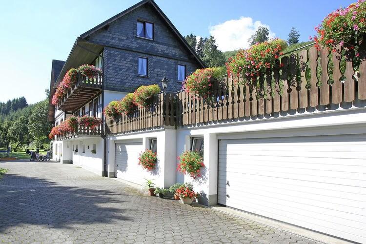 Appartement Duitsland, Sauerland, Schmallenberg-Oberkirchen Appartement DE-57392-16