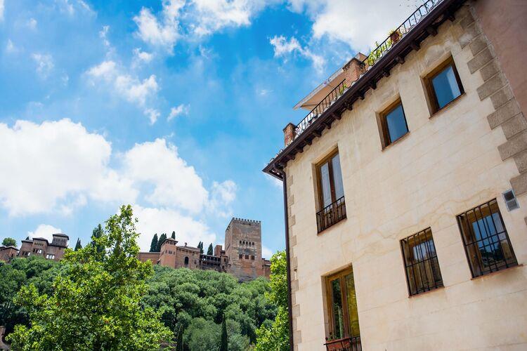 Vakantiehuizen Spanje | Andalucia | Appartement te huur in Granada   met wifi 2 personen