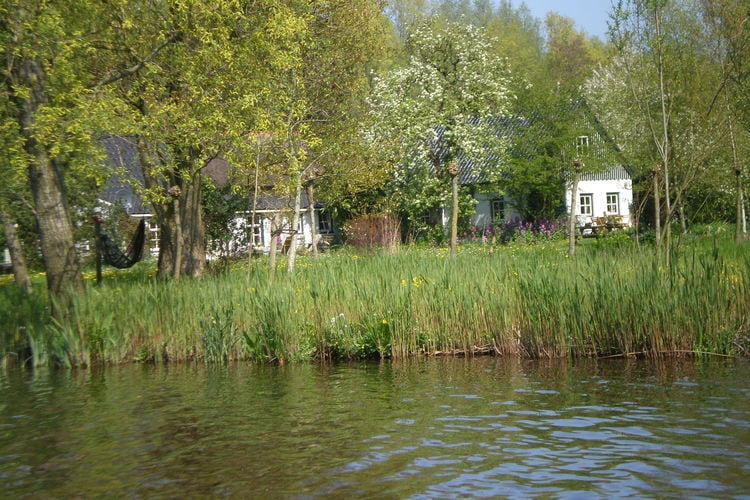 vakantiehuis Nederland, Friesland, Kollum vakantiehuis NL-9291-02