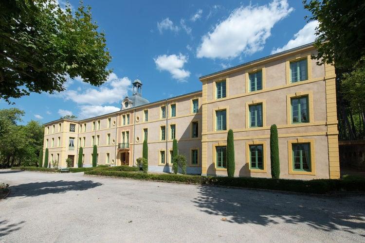 Vakantiehuizen Frankrijk | Drome | Appartement te huur in Montbrun-Les-Bains met zwembad  met wifi 4 personen