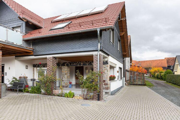 Appartement Duitsland, Thuringen, Schleusingen-Heckengereuth Appartement DE-98553-03