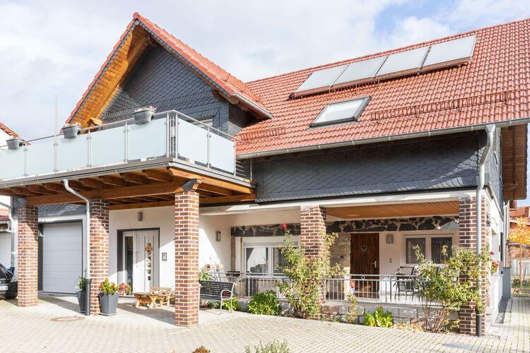 Vakantiehuizen Duitsland | Thuringen | Appartement te huur in Schleusingen-Heckengereuth    4 personen