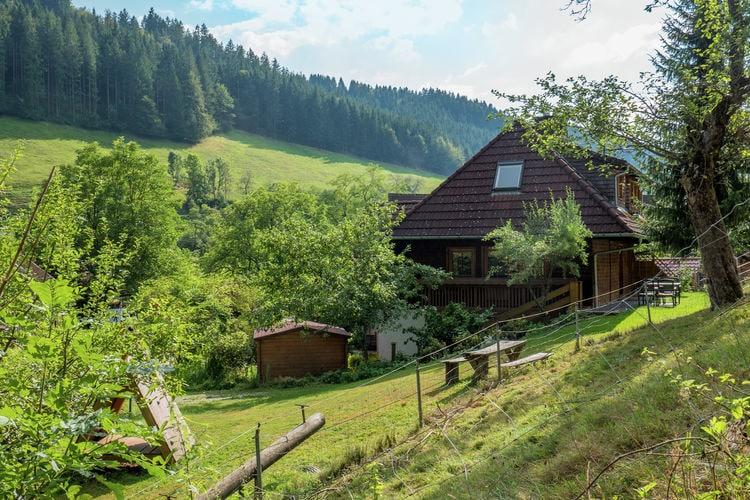 Heerlijk ruime 5-pers. vakantiewoning in Dreisamtal
