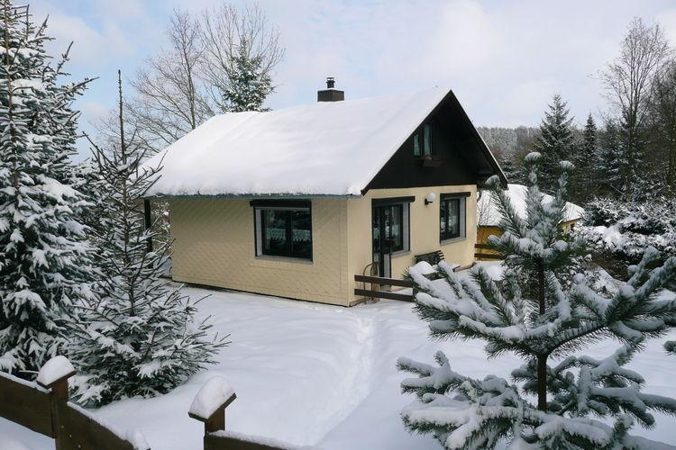 Ferienhaus am Wald (294352), Fischbach, Thüringer Wald, Thüringen, Deutschland, Bild 4