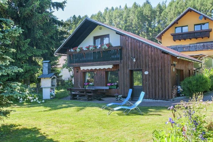 met je hond naar dit vakantiehuis in Piesau