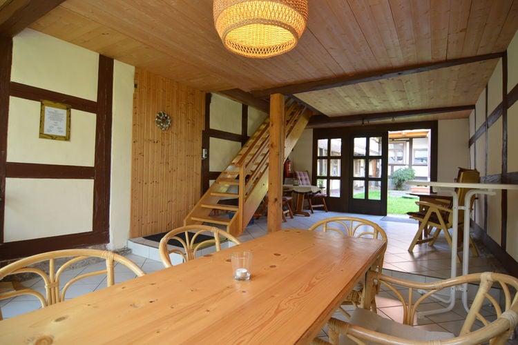 vakantiehuis Duitsland, Thuringen, Bad Tabarz vakantiehuis DE-99891-12
