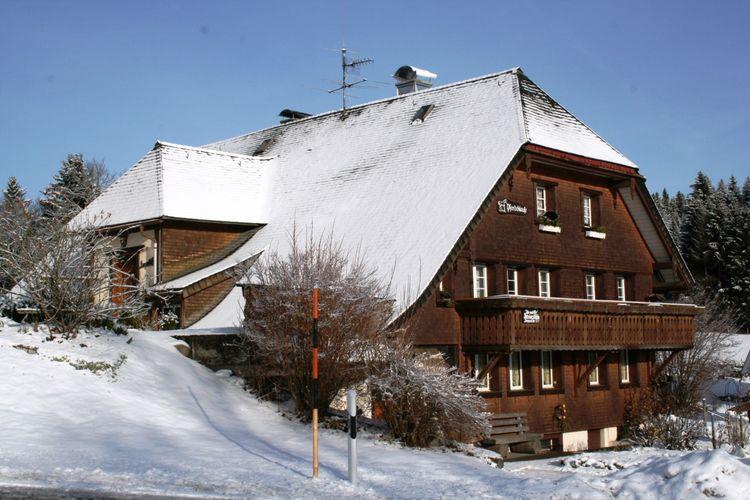 vakantiehuis Duitsland, Baden-Wurttemberg, Dachsberg-Urberg vakantiehuis DE-79875-11