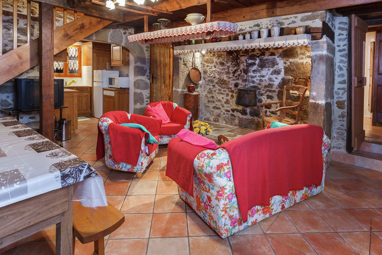 vakantiehuis Frankrijk, Auvergne, Calvinet vakantiehuis FR-15340-03