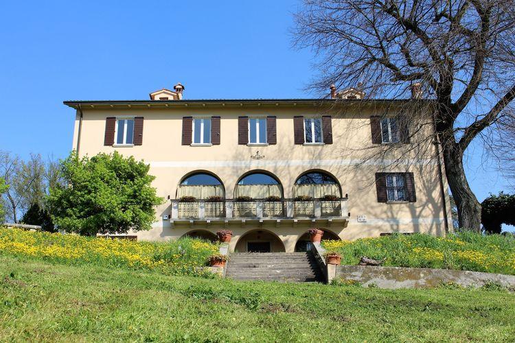 """Teolo Vakantiewoningen te huur Plattelandsvilla in de heuvels van de """"Colli Euganei"""""""