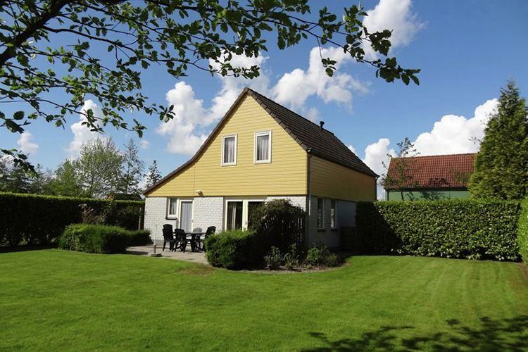 Vakantiehuizen Nederland | Zeeland | Vakantiehuis te huur in Wemeldinge   met wifi 6 personen