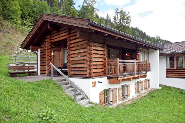 Tirol Vakantiewoningen te huur Luxe vrijstaand chalet nabij de Krimmler Wasserfälle