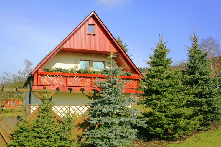 Vakantiehuis    SaksenFerienhaus Crottendorf