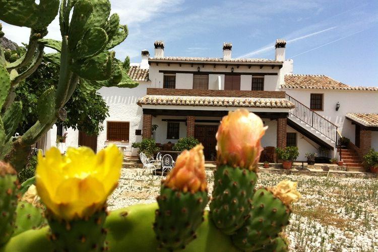 vakantiehuis Spanje, Costa del Sol, Periana vakantiehuis ES-29710-07
