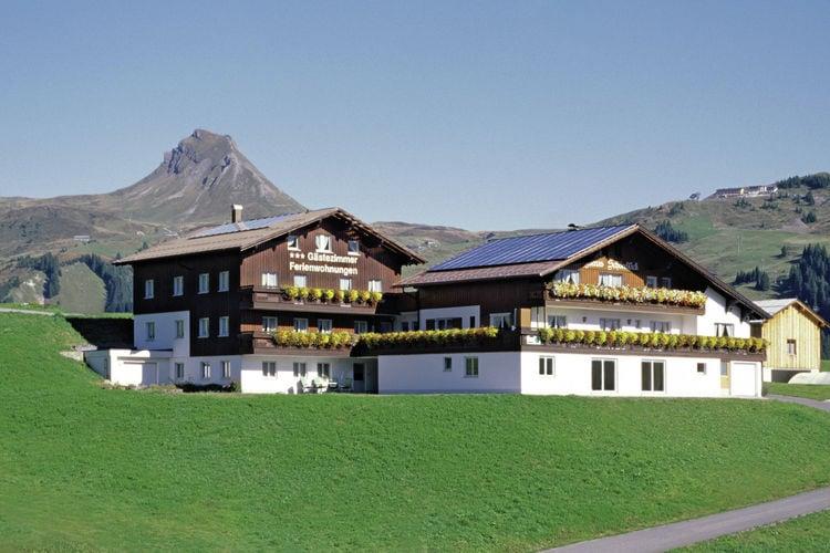 Vakantiehuizen Oostenrijk | Vorarlberg | Appartement te huur in Damuls met zwembad  met wifi 5 personen