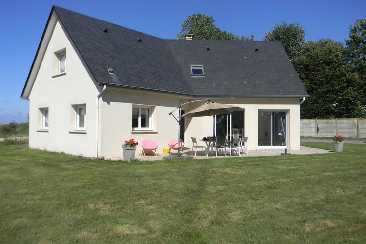 Frankrijk | Normandie | Vakantiehuis te huur in Etretat   met wifi 6 personen