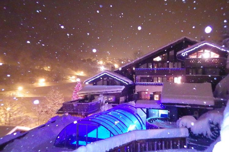 Résidence Les Edelweiss - Chalet - Champagny en Vanoise
