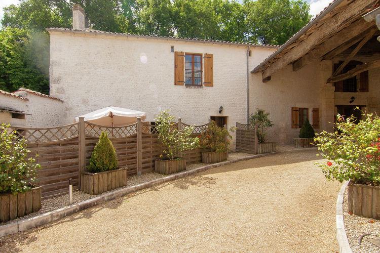 vakantiehuis Frankrijk, Dordogne, Saint Preuil vakantiehuis FR-16130-01
