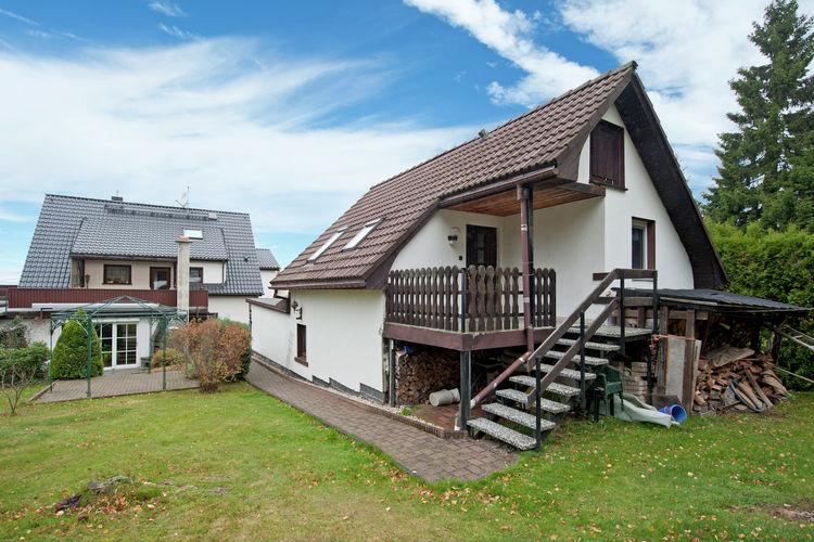 Vakantiehuizen Duitsland | Saksen | Vakantiehuis te huur in Auerbach-Beerheide met zwembad  met wifi 4 personen