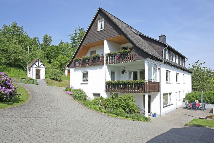 Vakantiehuizen Sellinghausen te huur Sellinghausen- DE-57392-25   met wifi te huur