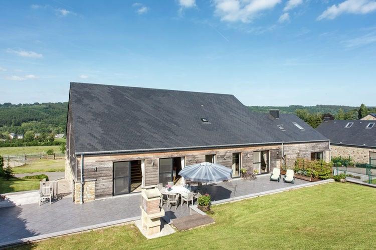 Vakantiehuizen Belgie | Luxemburg | Vakantiehuis te huur in Rendeux   met wifi 6 personen