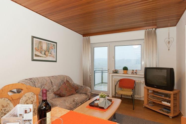 Vakantiehuizen Duitsland | Sauerland | Appartement te huur in Grevenstein   met wifi 3 personen