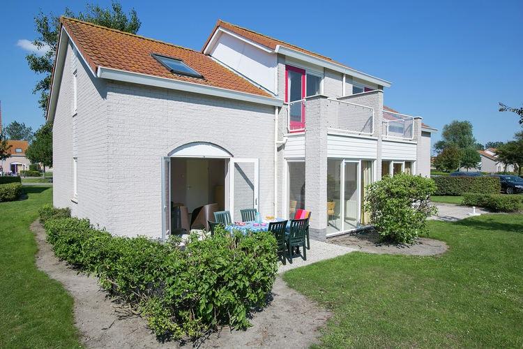 Bungalows Zeeland te huur Renesse- NL-4325-33  nabij Strand met wifi te huur