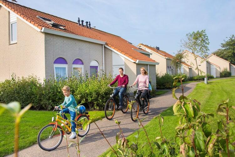 Bungalows Zeeland te huur Renesse- NL-4325-26  nabij Strand met wifi te huur