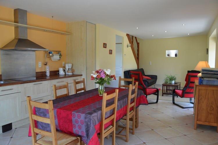 vakantiehuis Frankrijk, Normandie, Montgothier vakantiehuis FR-50540-03