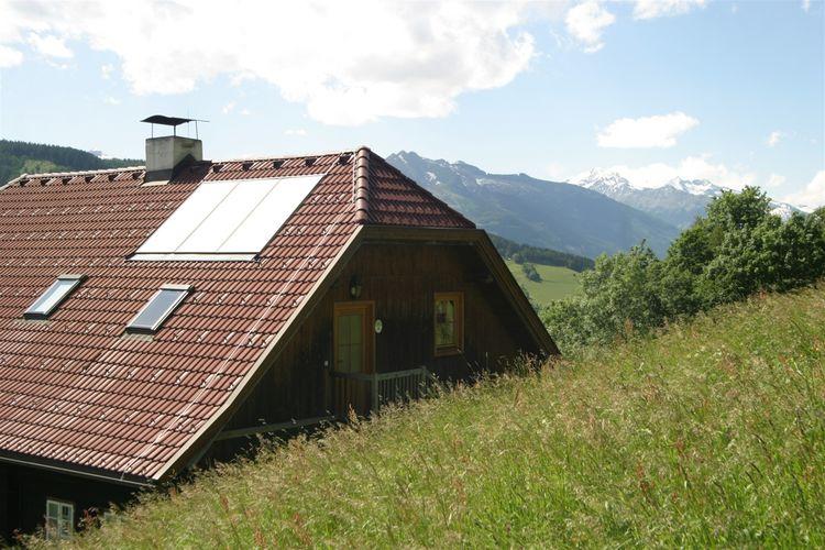 Boerderij Oostenrijk, Kaernten, Eisentratten Boerderij AT-9861-01
