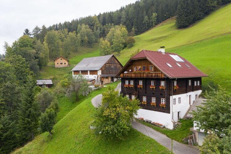 Boerderijen Oostenrijk | Kaernten | Boerderij te huur in Eisentratten   met wifi 6 personen