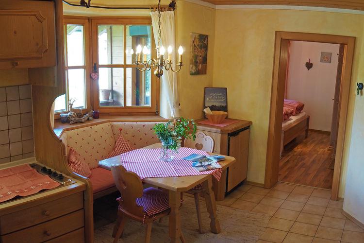 Vakantiewoning Duitsland, Beieren, Ruhpolding Appartement DE-83324-03