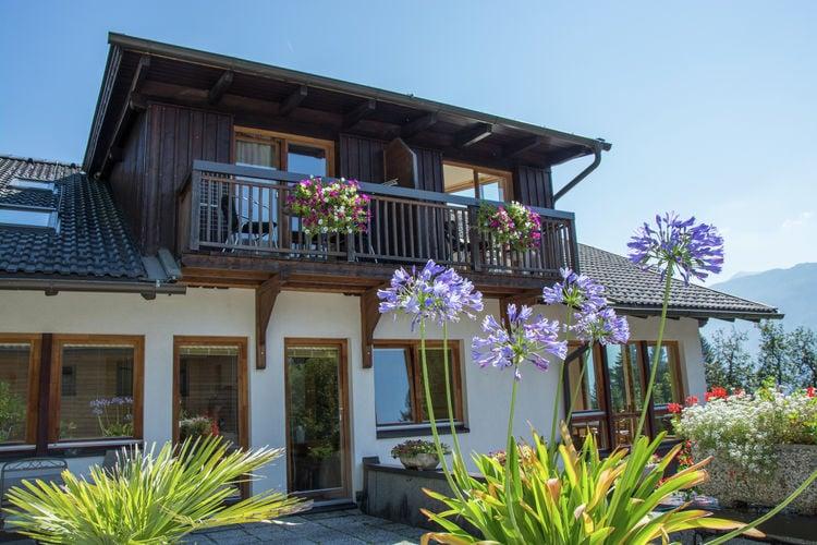 Appartement met zwembad met wifi  KaerntenWaldhof