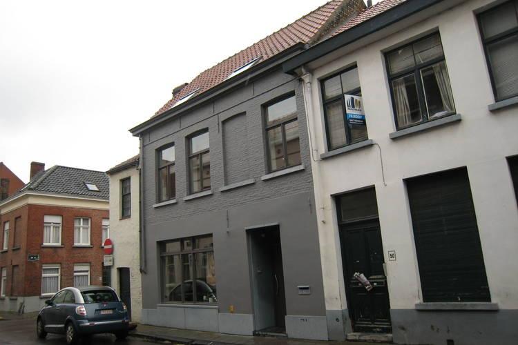 Nette stadswoning met dakterras in het hartje van romantisch Brugge