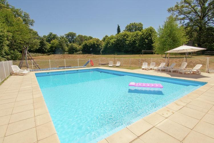 Vakantiehuizen Frankrijk | Limousin | Vakantiehuis te huur in Saint-Leonard-de-Noblat met zwembad  met wifi 15 personen