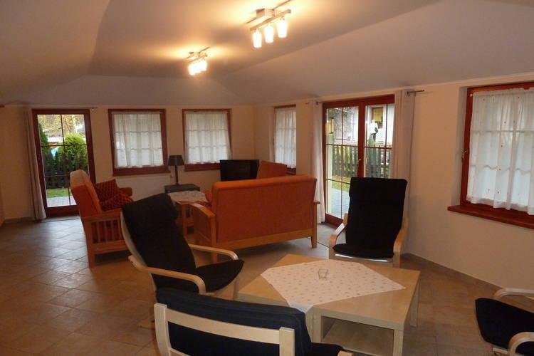Vakantiewoning Tsjechië, West-Bohemen, Hroznetin Appartement CZ-36233-02