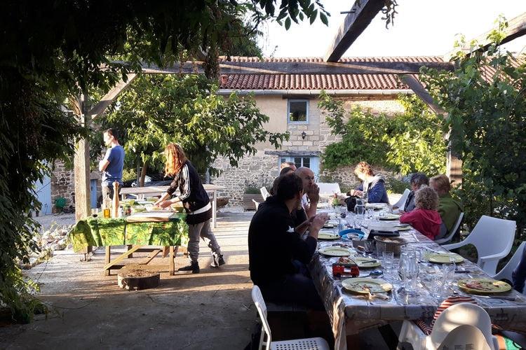 Ferienhaus La Tulipe (311894), Saint Léonard de Noblat, Haute-Vienne, Limousin, Frankreich, Bild 21