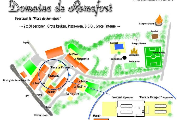 Ferienhaus La Rose (311963), Saint Léonard de Noblat, Haute-Vienne, Limousin, Frankreich, Bild 28