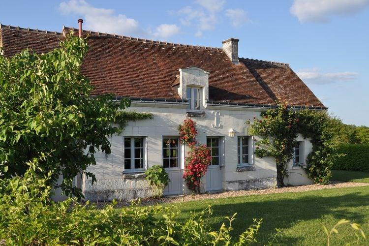 Vakantiehuis met zwembad met wifi  Region CentreGîte près des châteaux de la Loire