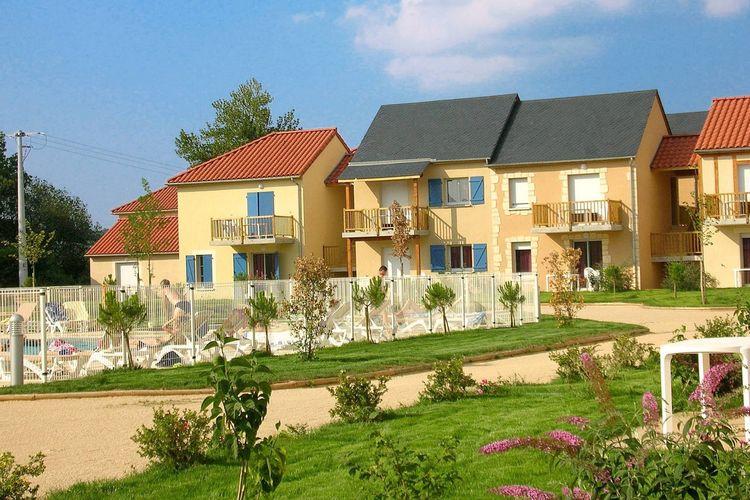 Appartement met zwembad met wifi  DordogneRésidence Le Hameau du Moulin 3