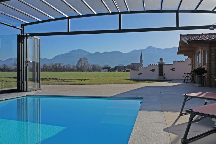 vakantiehuis Duitsland, Beieren, Ubersee vakantiehuis DE-83236-01